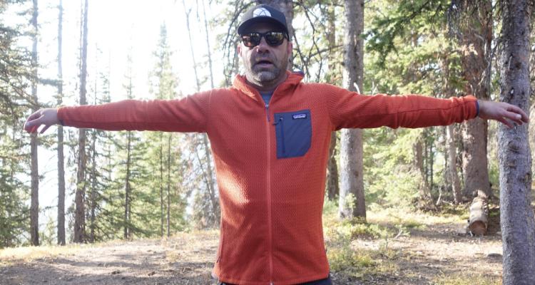 Patagonia R1 Air sleeves