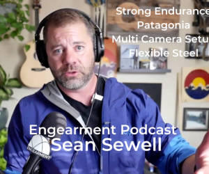 Engearment Podcast with Sean Sewell - Strong Endurance, Patagonia, and more