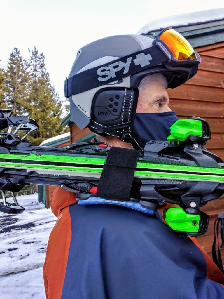 SkiPad Ski Carry