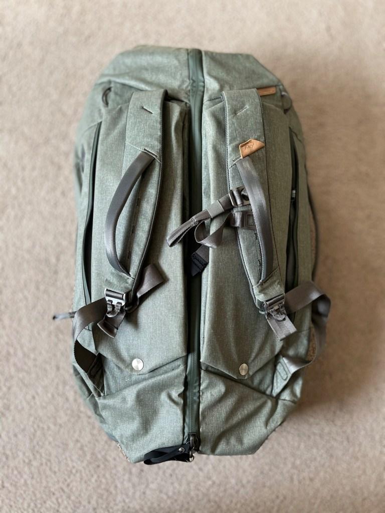 Peak Design Travel Duffelpack 65L Engearment