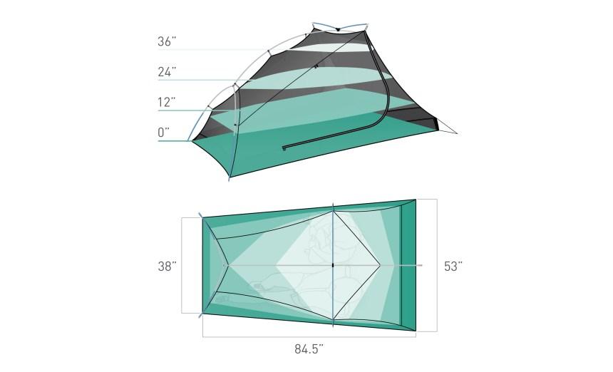 Alto TR2 Tent