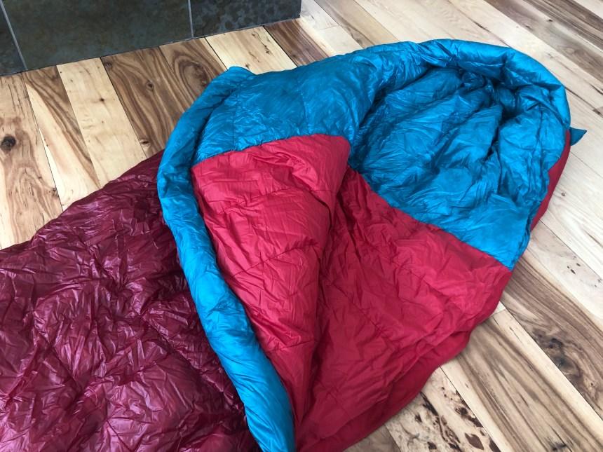 Mountain Hardwear Phantom 30F Sleeping Bag