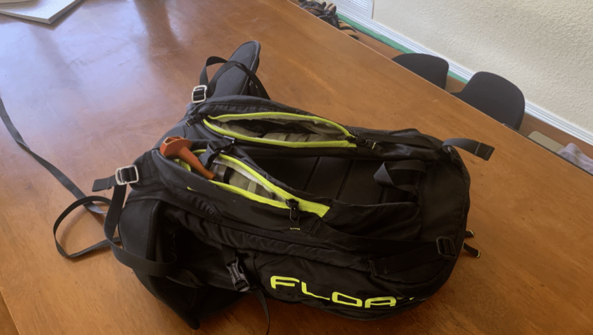 BCA Float 32 Airbag Pack - Great Touring Daypack 10