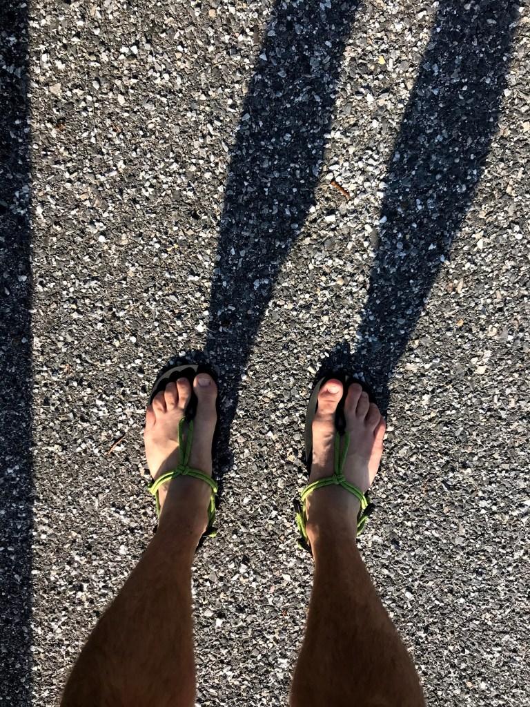 Xero Genesis Sandals