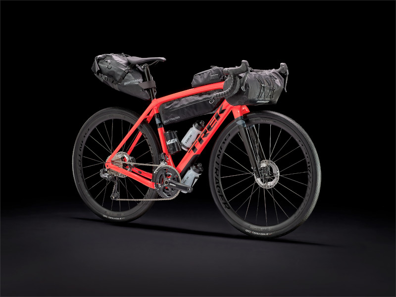 Trek introduced its revamped Checkpoint gravel bikes 2