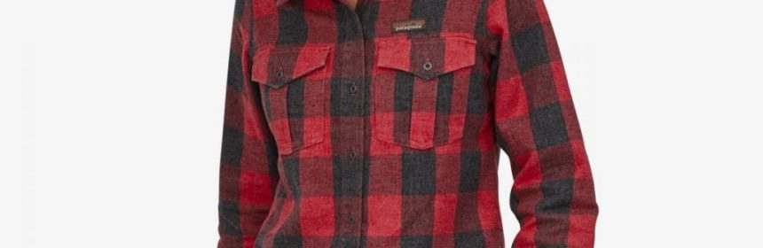Patagonia Farrier women's work shirt