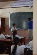 One classroom