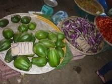 Gemüse ist günstig und frisch zu kaufen