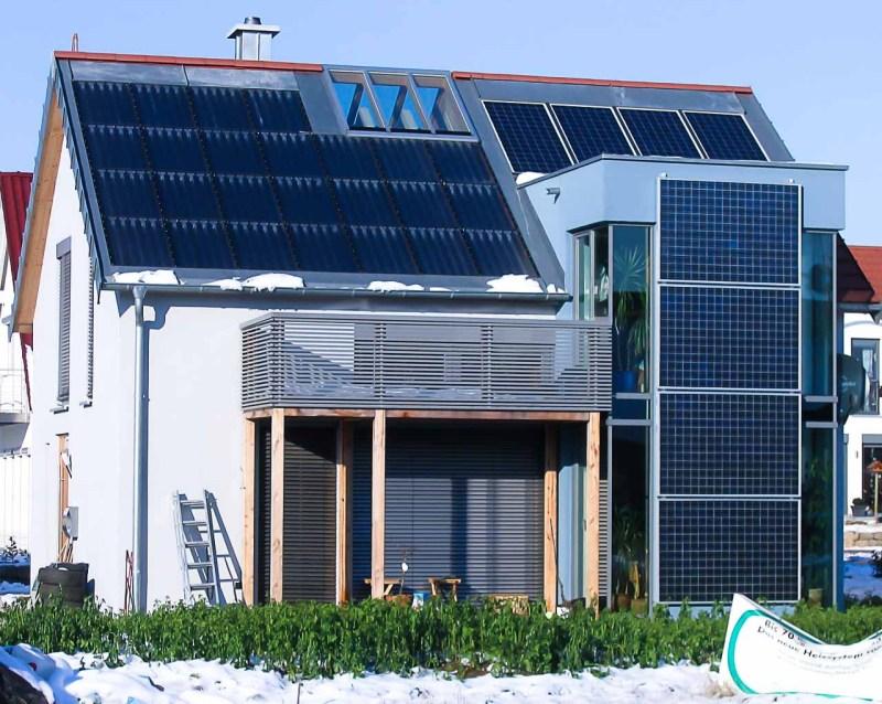 Umweltbewußt und energieoptimiert Bauen I Engelhardt, Himmelstadt