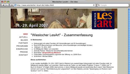 web_lesart