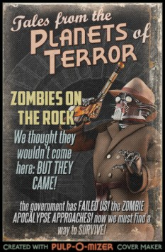 Zombies on the Rock