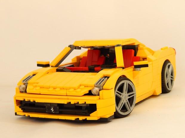 Ferrari 458 Imagem: Arquivo Pessoal-blog-da-engenharia