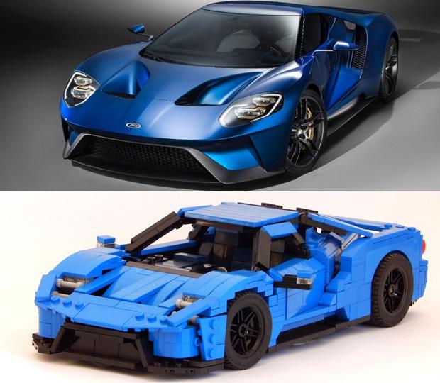 Ford GT Imagem: Arquivo Pessoal-blog-da-engenharia