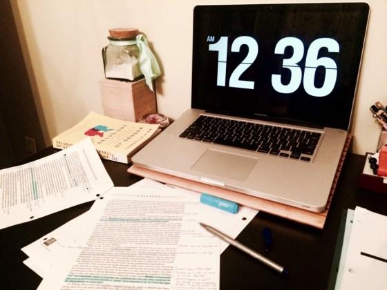 study-night