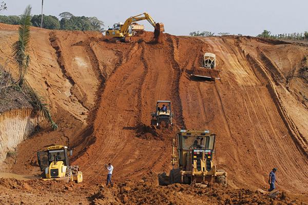 impactos ambientais gerados por rodovias