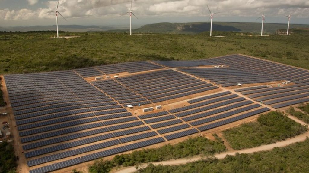 usinas solares do Brasil