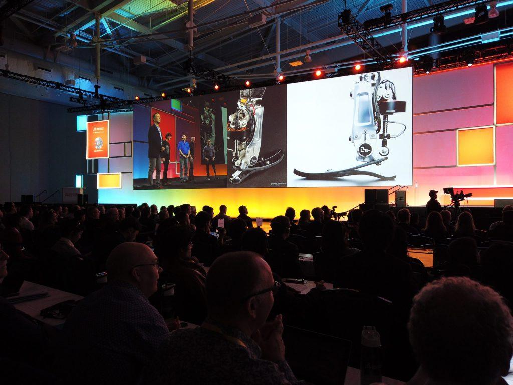 3DExperience World 2020 apresentação