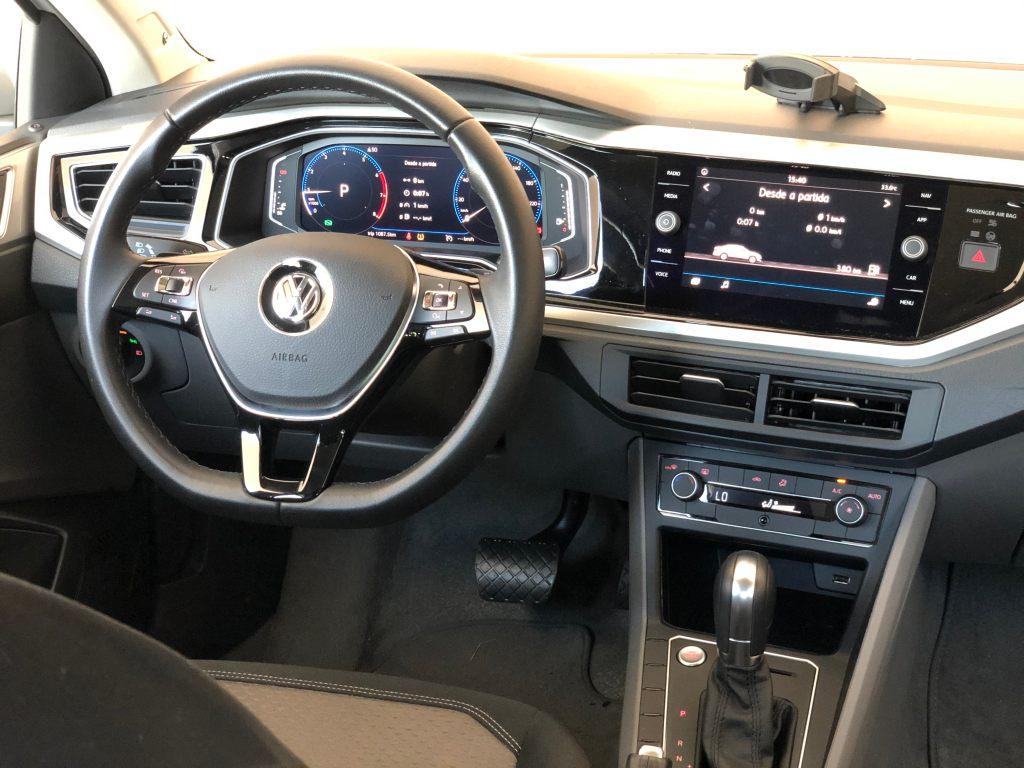 painel virtus 200 TSI Volkswagen