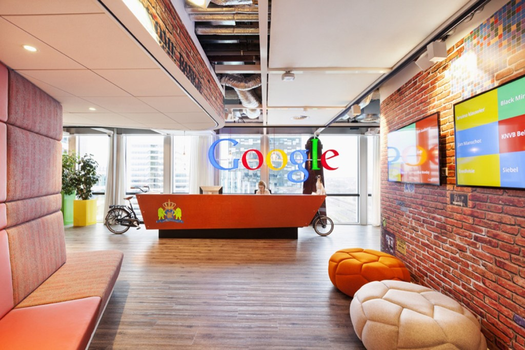 Escritório do Google em Amsterdã