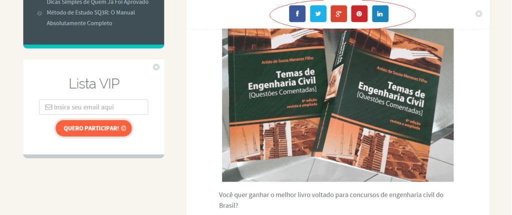 compartilhar temas de engenharia civil