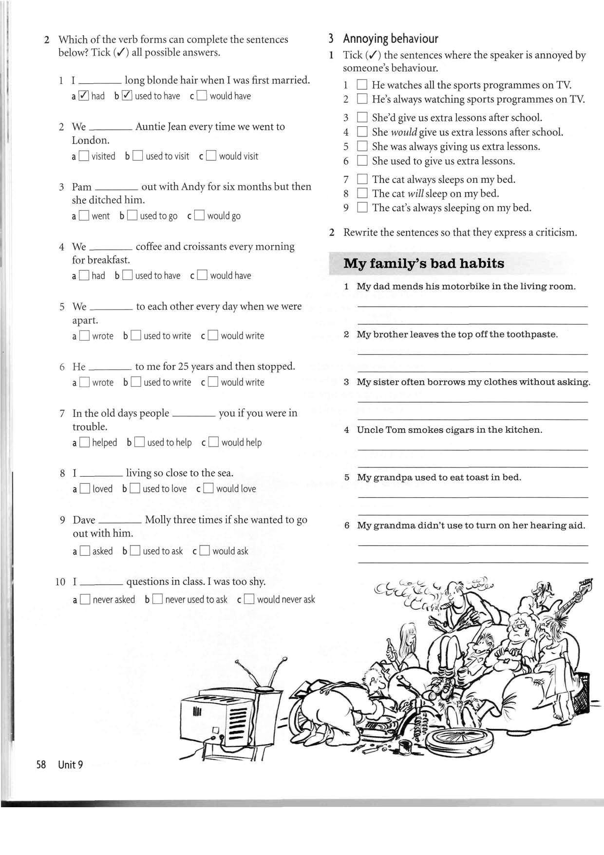 Reading Worksheet Upper Intermediate