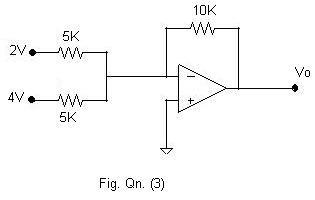 EC 1254-Linear Intergrated Circuits November/December 2007