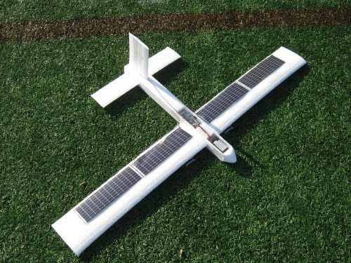 small resolution of prototype 2 constructed plane top view