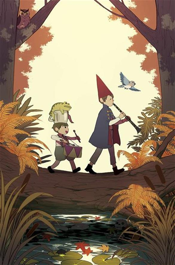 Gravity Falls Wallpaper Engine Over The Garden Wall 16 Variant Wow Cool
