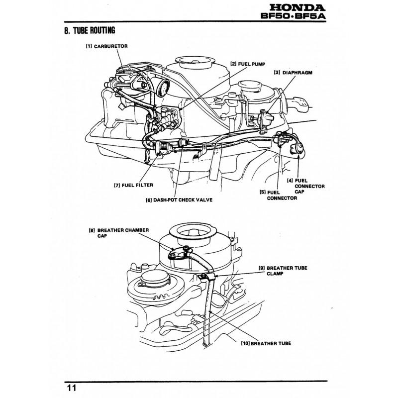 volvo penta marine engine diagram