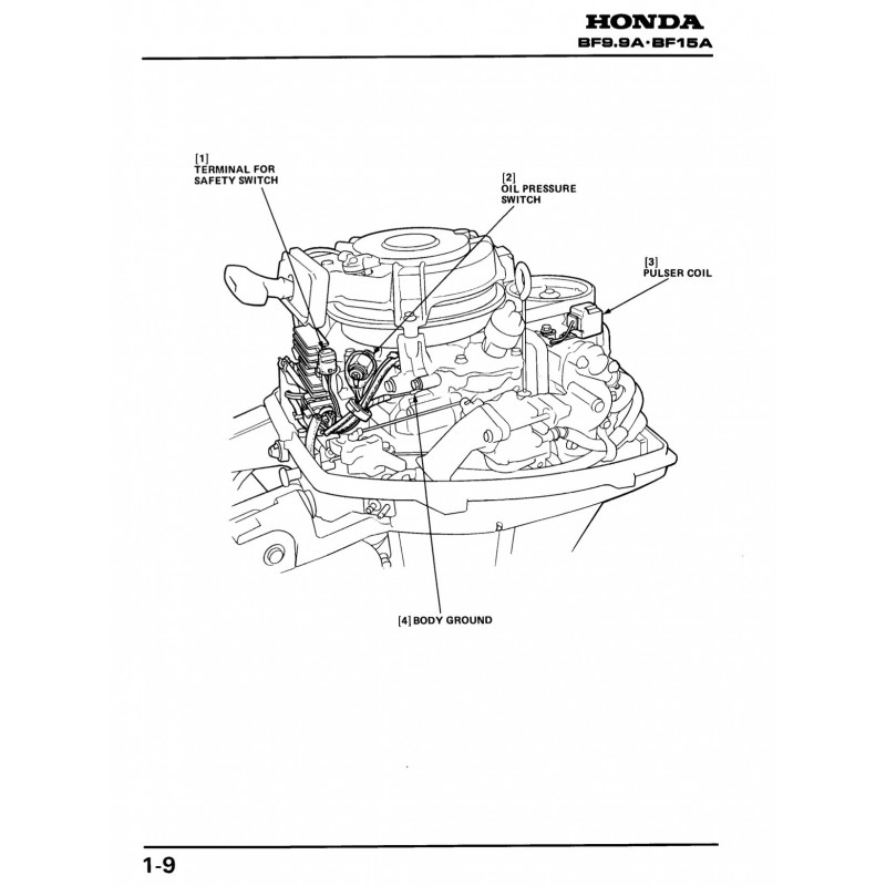 Service Manual Mercury Outboard Manuals Marine Repair