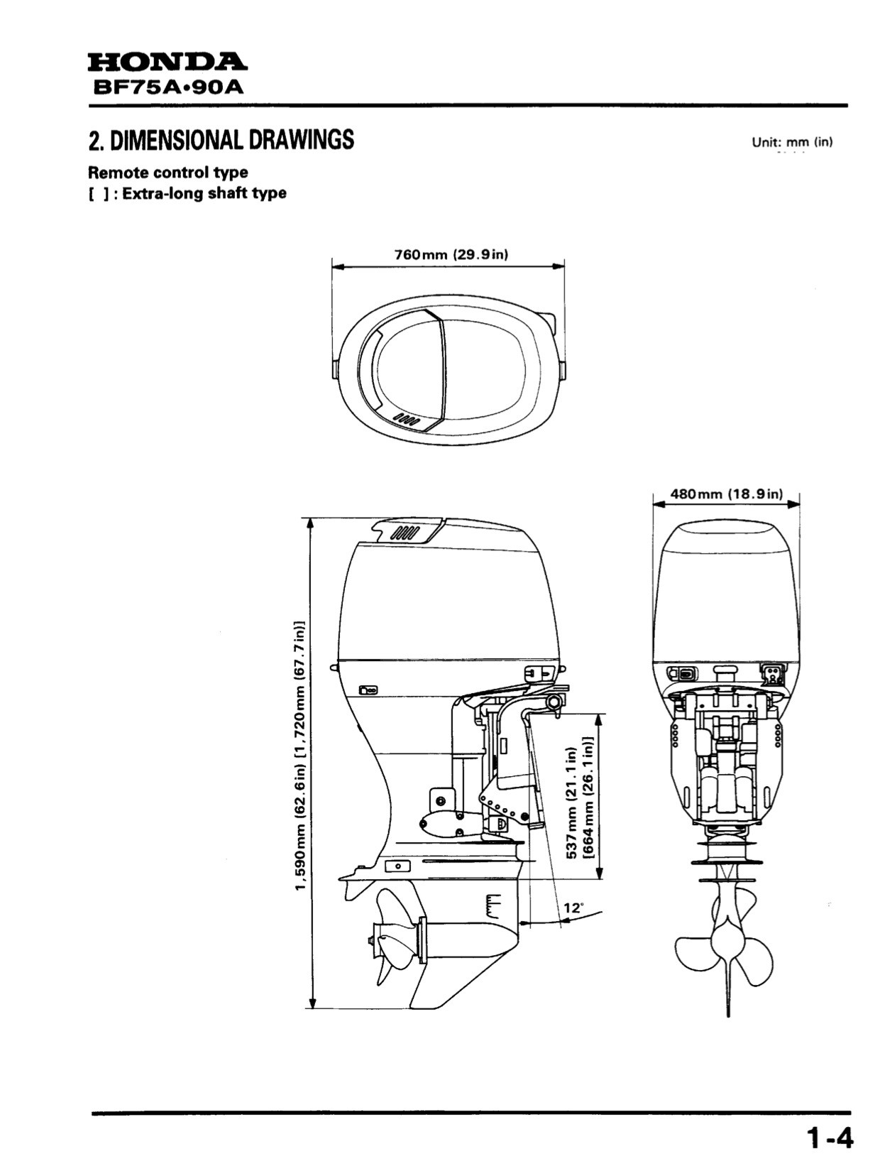 Manuel honda bf75a bf90a rh engine manual honda bf50a outboard parts honda bf90 parts diagram