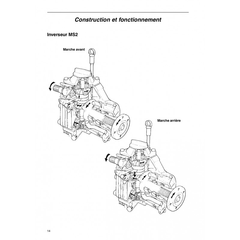 Volvo penta ms2b manual