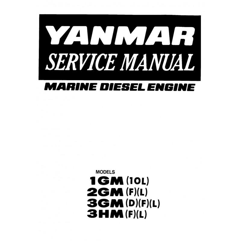 Manuel YANMAR 1GM 2GM 3GM 3HM