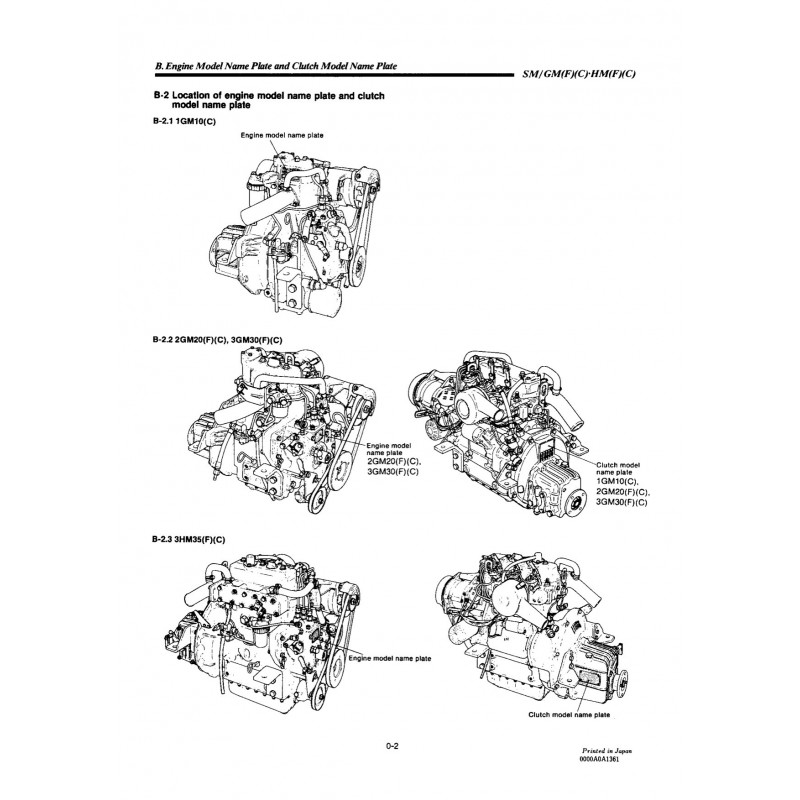 Yanmar 2gm Engine Diagram Yanmar Alternator Wiring Diagram