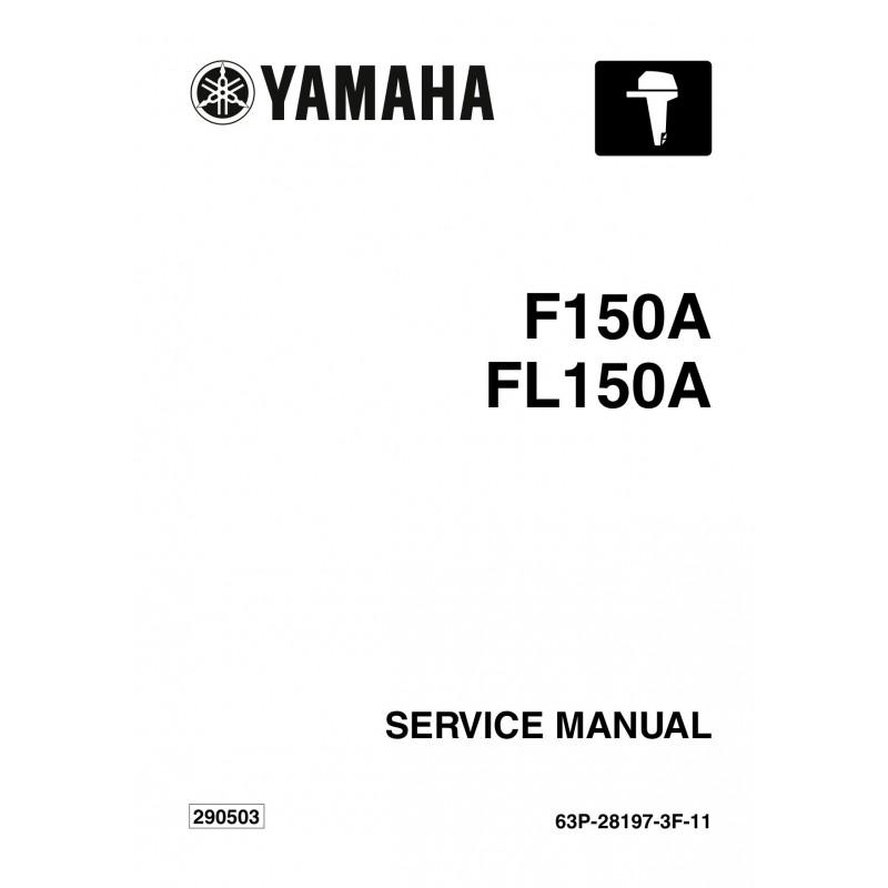 Manuel YAMAHA F150