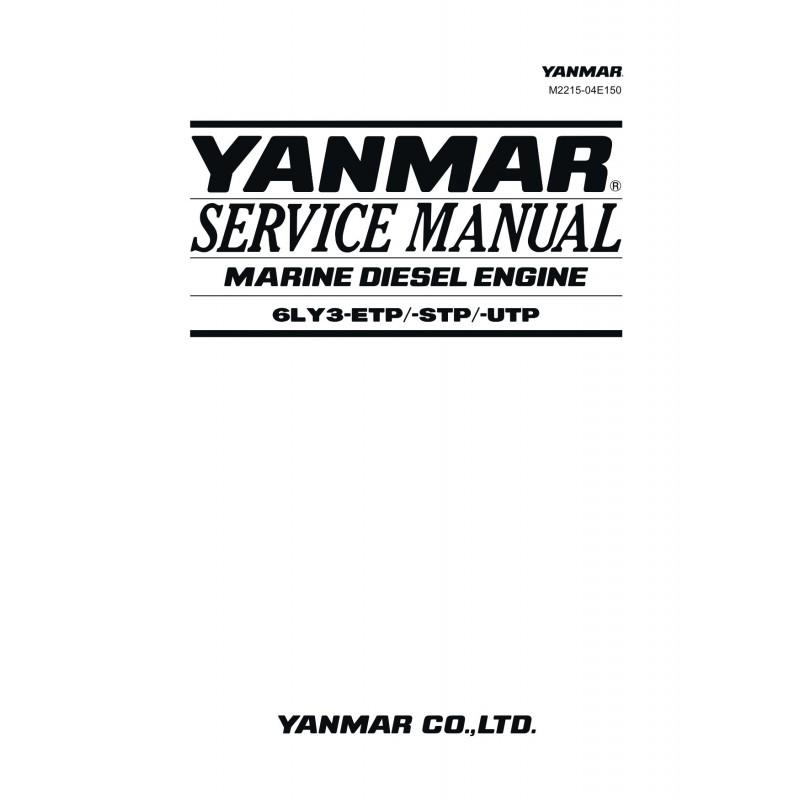 John Deere 720 Wiring Diagram Manuel Yanmar 6ly3 Etp Stp Utp