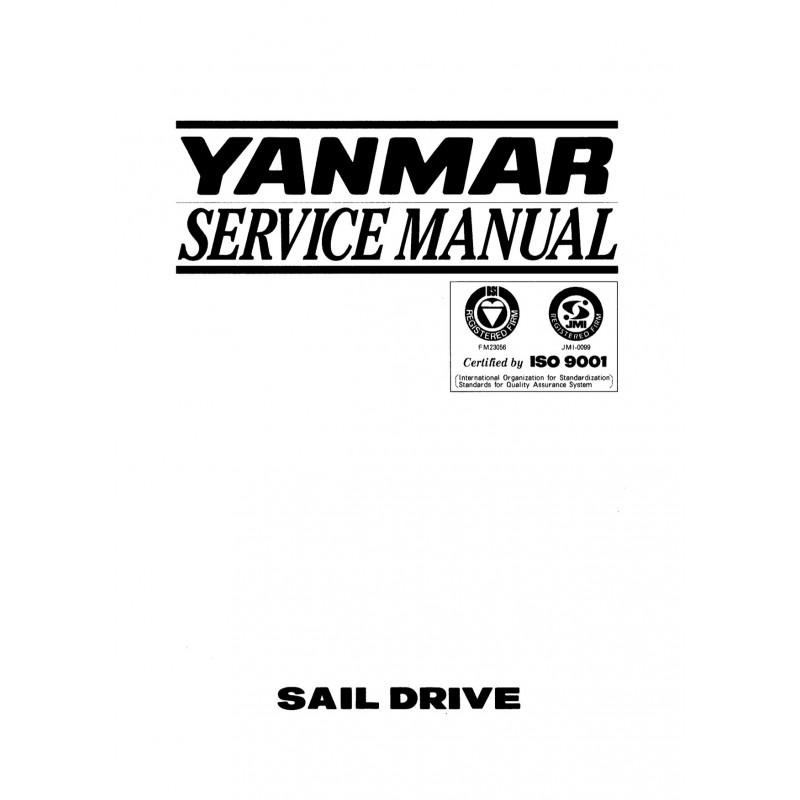 Manuel YANMAR SD20 SD30 SD31
