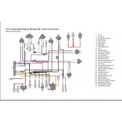 wiring 3.0L at 8.1L (shéma électrique)