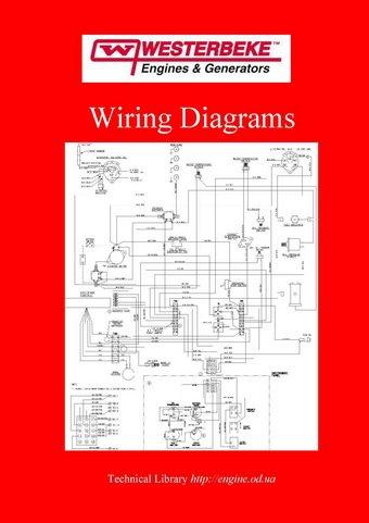 kubota wiring diagram pdf vw passat westerbeke engine manuals & parts catalogs