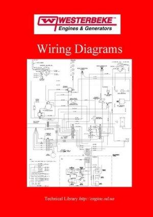 WESTERBEKE engine Manuals & Parts Catalogs