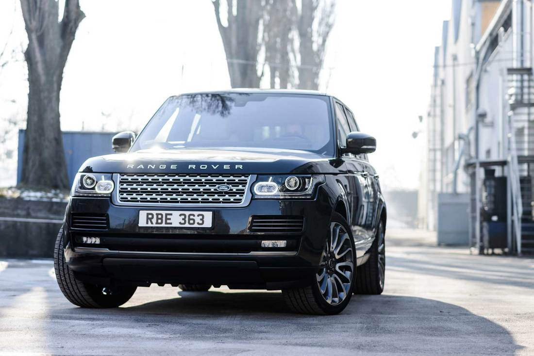 Engine 710 Range Rover