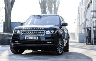 Engine 710 Range Rover