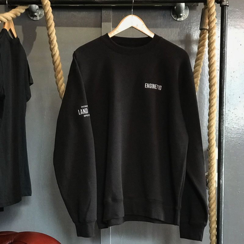 Engine710 Tungsten Sweatshirt