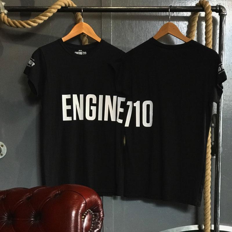 Engine710 Tungsten Tee