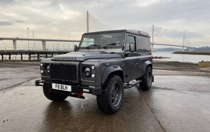 Land Rover MOR