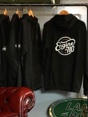 Engine 710 classic hoodie