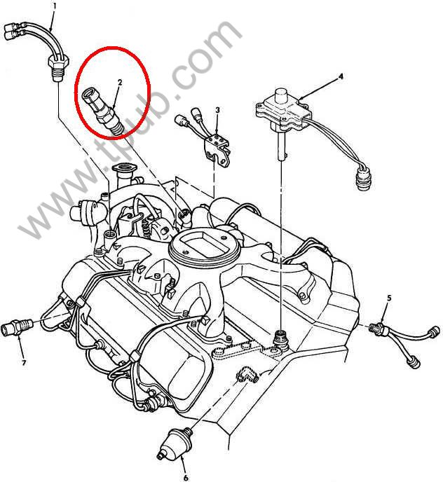 2920-01-469-6903 Control Unit, Breakerless Ignition
