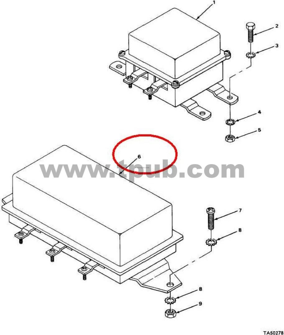 2920-00-687-8523 Regulator, Engine Generator
