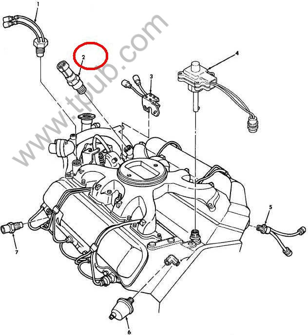 2920-01-175-7214 Control Unit, Breakerless Ignition