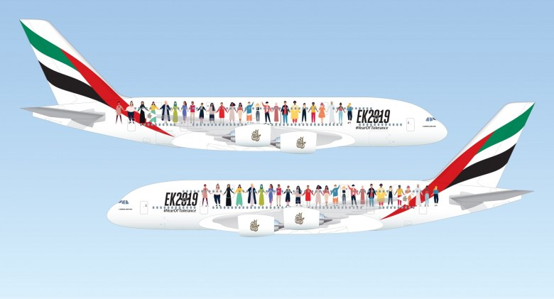 Emirates invites UAE Residents on a National Day flight (A380)